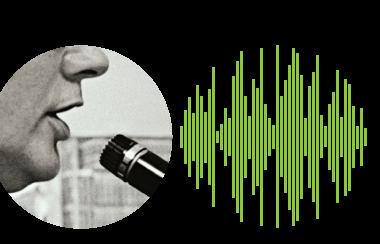 Ciąg dalszy Audio – rozpoznawanie mowy